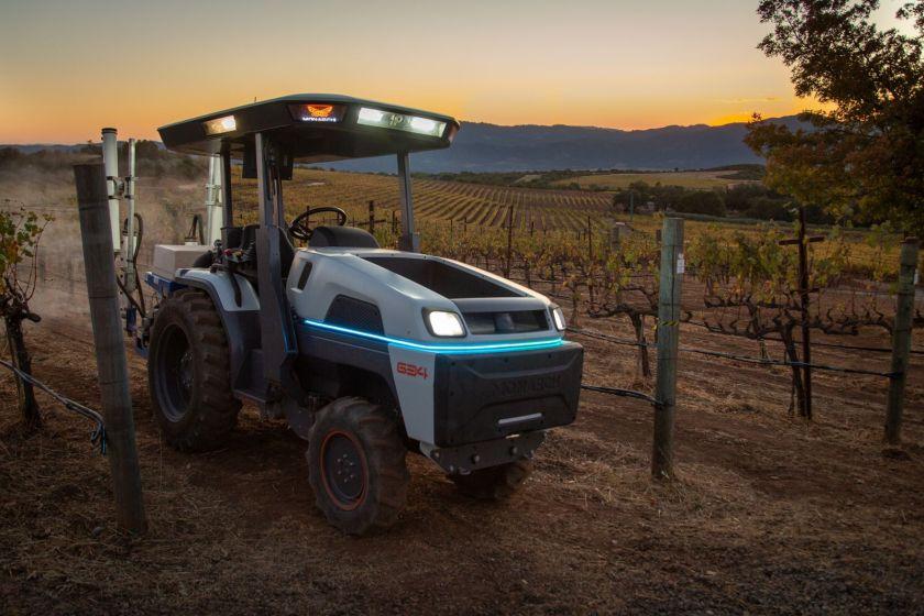 Monarch e-tractor